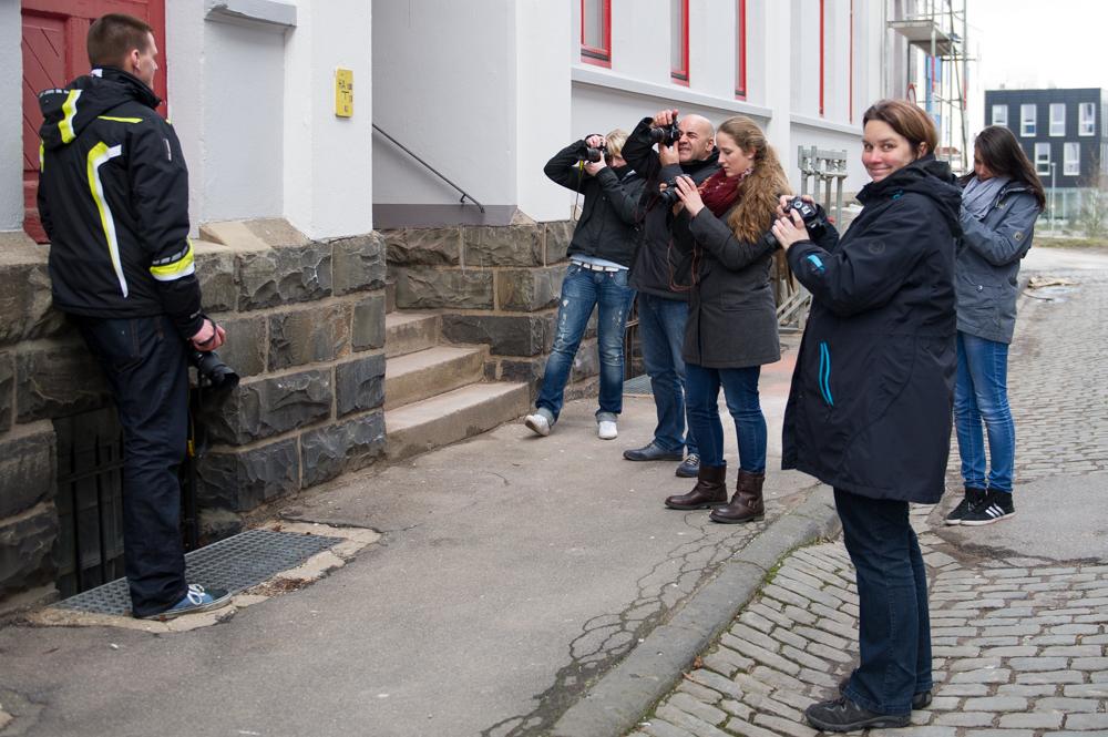 Erster Workshop 01/2014