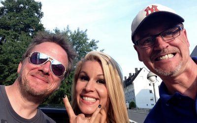 Rückblick: Shooting mit Martin Wieland