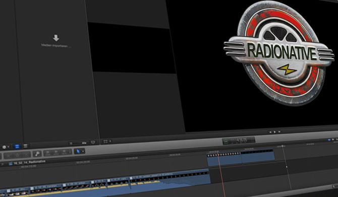 Videoschnitt und Postproduction