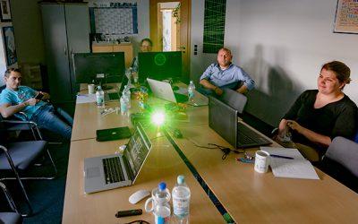 Der erste Lightroom Workshop