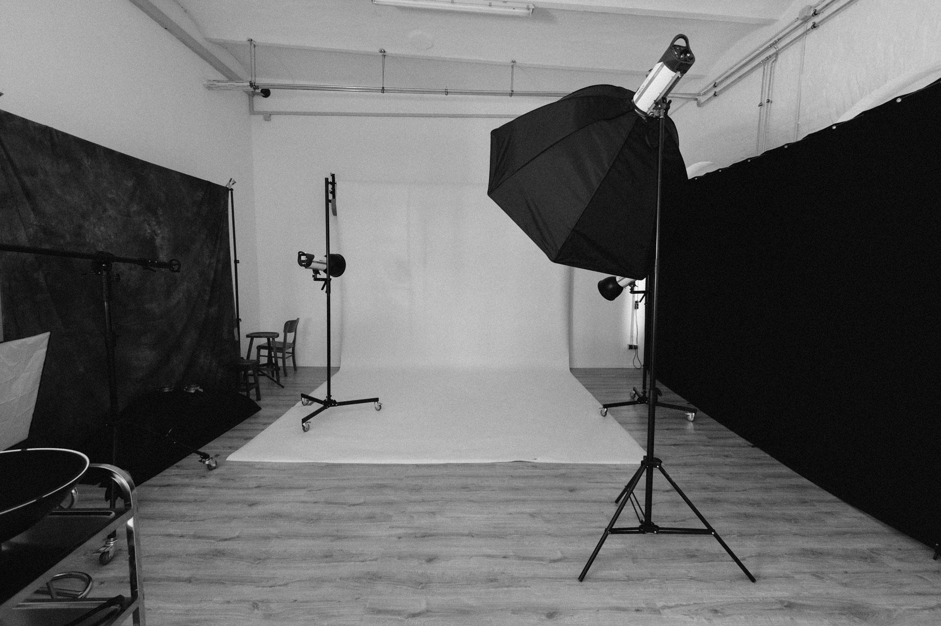 Grundlagen der Studiofotografie, Studio manthey in Lüdenscheid