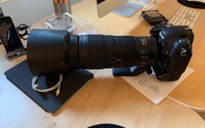 Nikon 200-500 mm
